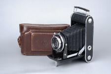 Franka Rolfix II 6X6 6x9 Camera w/ Rodenstock - Trinar 105mm f3.5 Lens,  Case