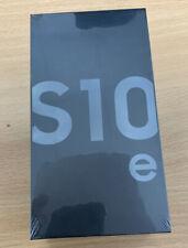 """Samsung Galaxy S10e Prism Black 5.8"""" 128GB Dual SIM Unlocked & SIM Free."""