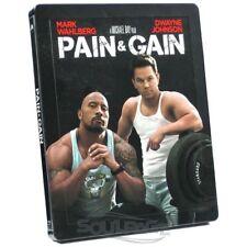 Pain & Gain [Steelbook] [Blu-ray] NEU / sealed