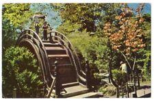 San Francisco California c1950's Oriental Tea Garden, Golden Gate Park