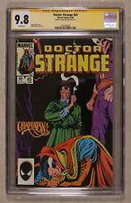 Doctor Strange #65 CGC 9.8 SS 1984 1323184004