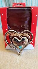 Carlton/American Greetings 2017 Romance Heart Love Christmas Ornament