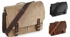 Men's Canvas Messenger/Shoulder Bags