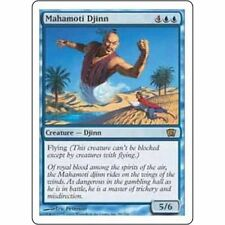 MTG 8TH EDITION * Mahamoti Djinn