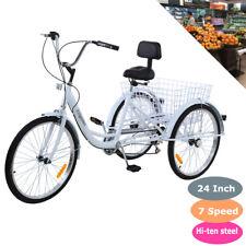 7 Velocità Fat Tire Terrain Mountain bici bicicletta Ragazzi Beach Cruiser Uomo