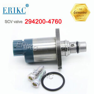 294200-4760 SCV 2942004760 Fuel Pressure Regulator 294200 4760 for ISUZU
