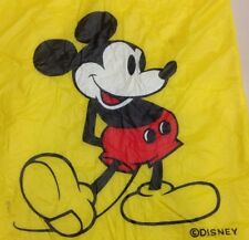 Set Of 2, 1995 Mickey Mouse Adult Poncho From Walt Disney World, Florida