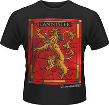 Game Of Thrones - House Lannister T-Shirt Homme / Man - Taille / Size L