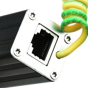 Ethernet-Lan 1000Mbps/RJ-45 Überspannungsschutz for Thunder & Schutz