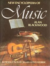 MUSIC Encyclopedia Alan Blackwood **GOOD COPY**