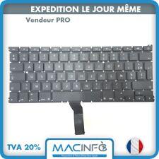 "Clavier Apple MacBook Air 13"" 2011 A 2017 A1369 A1466 Français Azerty"