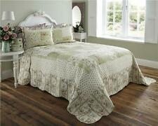 Polyester Tumble Dry Traditional Decorative Bedspreads