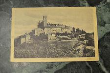 CARTOLINA MODENA CASTELLO MONTECUCOLI PAVULLO VIAGGIATA 1935 SUBALPINA HH