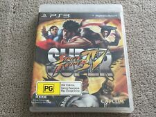 SUPER STREET FIGHTER IV 4 Game (Playstation 3, PS3)