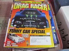 Drag Racer vintage magazine May 2007