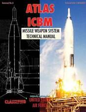 USAF ATLAS ICBM Intercontinental BALLISTIC MISSILE TECHNICAL TRAINING BOOK