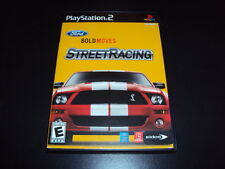 """Ford Bold Moves Street Racing """"Great Condition"""" PlayStation 2 Complete PS2"""