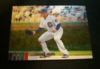 F30 2020 TOPPS STADIUM CLUB CHROME PARALLEL ANTHONY RIZZO CUBS