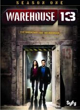 WAREHOUSE 13 SEASON 1 New Sealed 3 DVD Set SyFy