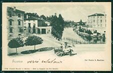 Treviso Città Ponte San Martino Carretto cartolina VK1699