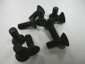 "No.8 UNC x 1/2"" Countersunk Screw - Self Colour - Hex Drive 10 pieces per pack"