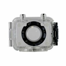 Nilox - Custodia stagna per action cam foolish + back screen - Col. nero