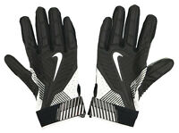 NIKE D Tack 5.0 Lineman Pro NFL Football Gloves sz 3XL XXX-Large Black White