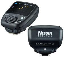 NISSIN COMMANDER AIR 1 DIGITAL TRASMETTITORE WIRELESS PER NIKON NERO BLACK
