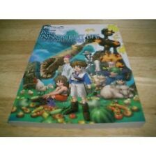 Innocent Life: A Futuristic Harvest Moon Complete Guide Book PS2