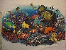 Vintage National Aquarium of Baltimore Aquatic Animals Souvenir T Shirt Size M