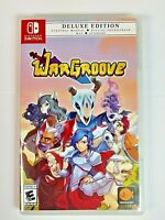Wargroove Deluxe Edition (Nintendo Switch, 2019) VGC Strategy Game