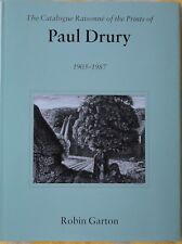 The Catalogue Raisonne of the Prints of Pual Drury 1903-1987 by Robin Garton | V