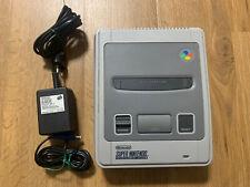 Super Nintendo Entertainment System -SNES-