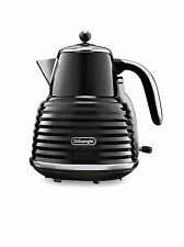 Brand New DeLonghi Scultura Kettle - KBZ3001.BK - Black