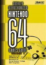 Nintendo 64 Strategy Guides & Cheats
