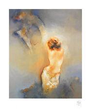Sait Guenel zurückhaltung II Poster Kunstdruck Bild 60x50cm - Portofrei