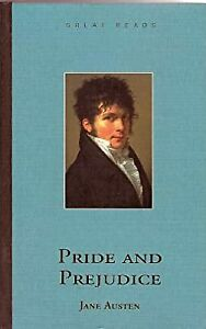 GREAT READS: PRIDE AND PREJUDICE., Austen, Jane., Used; Good Book