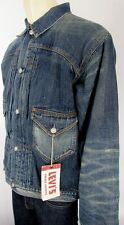 LVC Levi's 1897 Blanket-Lined Pleated Blouse Style Jacket 705792382  (S) Levis