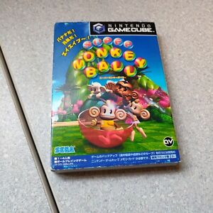 Super Monkey Ball Gamecube Japanese Import Nintendo GC NGC Japan JP US Seller
