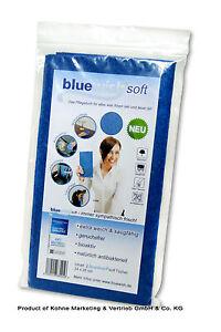 BlueWish soft Pflegetuch antibakteriell mit Silber BlueWish® soft, das Original!