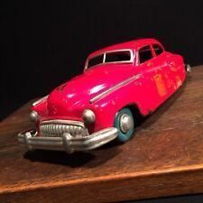 Vintage Toy Car Japan Tin Litho Friction Bandai PRIORITY MAIL