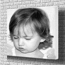 """YOUR PHOTO on to an A1 +.. SQUARE...Box Canvas.30""""x 30"""""""