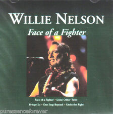 WILLIE NELSON - Face Of A Fighter (EU 18 Tk CD Album) (Sld)