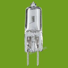 10 x G4 Halogen Energy Saving Light Bulbs 14w = 20w
