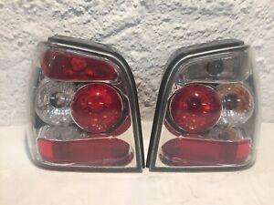 Sonar SK3710 SK3711 Tuning Rücklichter Klarglas links und rechts VW Polo 6N