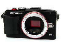 Olympus Lite E-PL6 PEN mirrorless digital SLR camera *black *mint *warranty