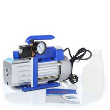 71L/Min Vakuum Pumpe integrierte Unterdruckanzeige Unterdruckpumpe Klimaanlagen