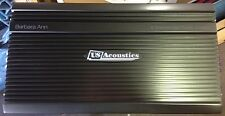 NEW Old School Design US Acoustics 4 Channel amplifier,Amazing SQ,700 watts RMS