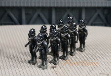 Hasbro Star Wars Micro Machines 1:72 Soldier Figure Death Star Tie Pilot C 10pcs