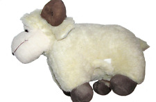 "100% Natural sheepskin pillow Sheep wool Toy Lamb 20""/50 cm for Baby Children"